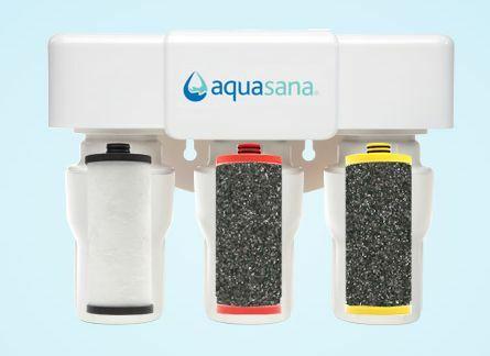 Claryum szűrési technológia az AQ5300 víztisztítóban