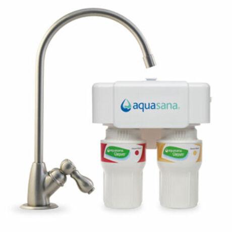 Új generációs kombinált szűrős beépíthető víztisztító csapteleppel - AQ-5200