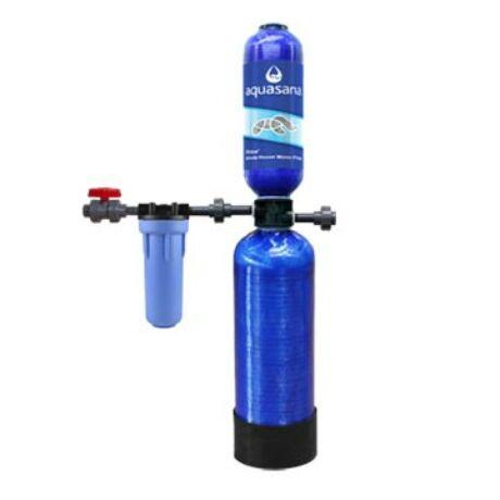 Központi víztisztító 2,3 mio liter és 6 év - EQ-600