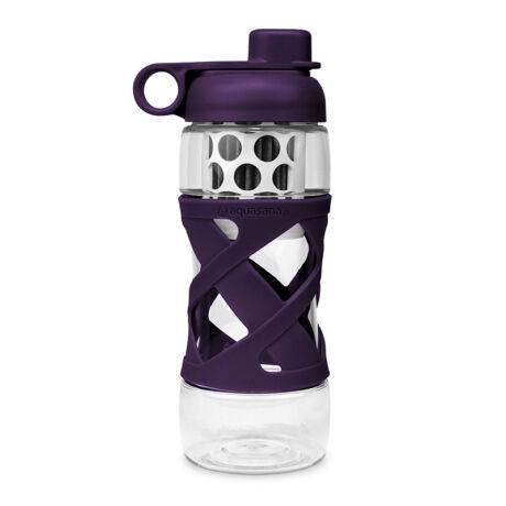 Aquasana vízszűrős műanyag kulacs lila színben
